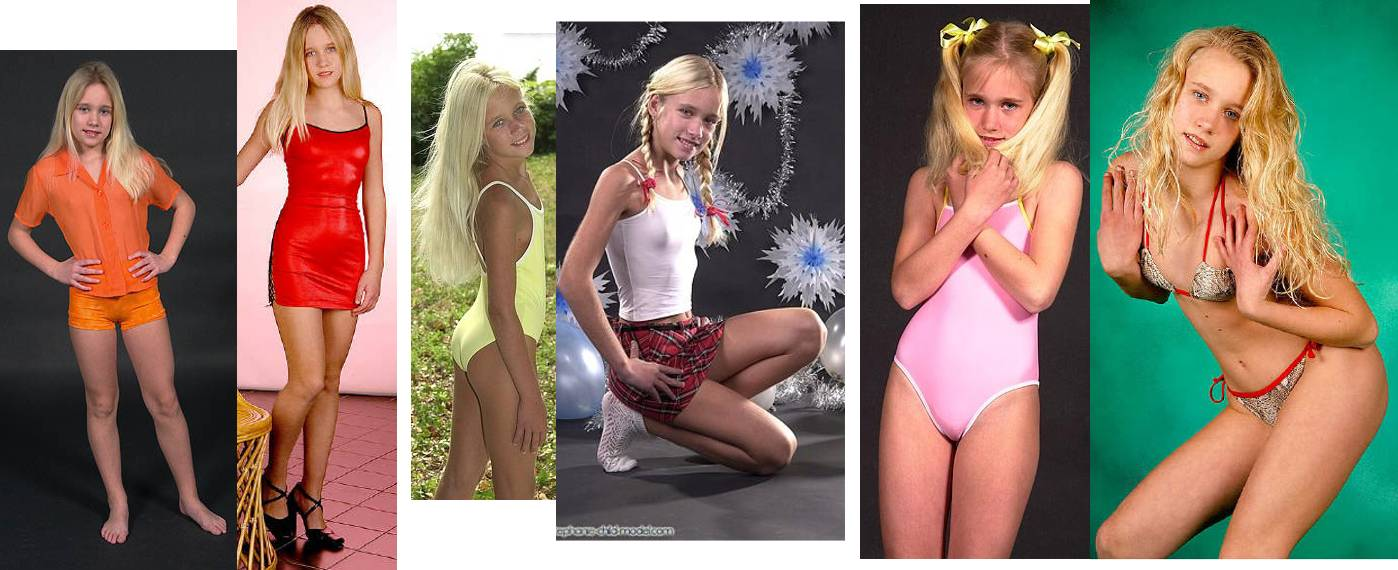timelapsegrowth stephanie emily child model a year or 2 older