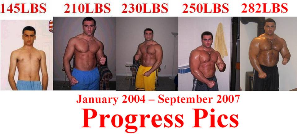muscle growth transformations Erotic