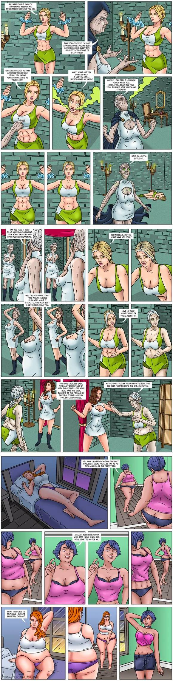 Fetish Comics Age Transformation Scenes A place for stories of your favourite bridezillas and advice on how to deal with them and not be one yourself! fetish comics age transformation scenes